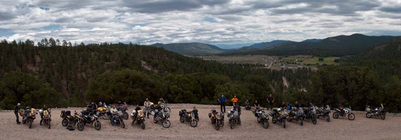 RawHyde's Continental Divide Ride 2011