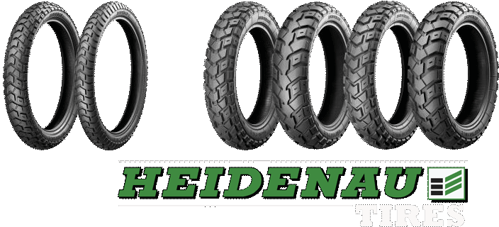 Learn more about Heidenau Tires