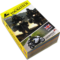 Receive Touratech's Catalog